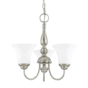 Dupont - Three Light Chandelier