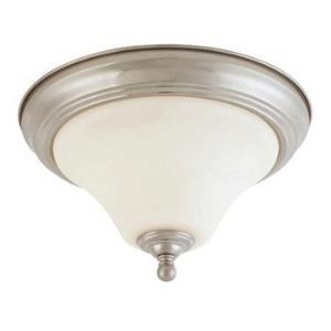 Dupont - Two Light Flush Mount