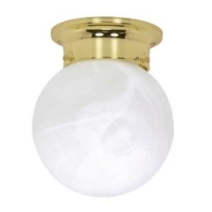 Two Light Ceiling Mount