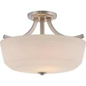 Laguna - Two Light Semi-Flush Mount