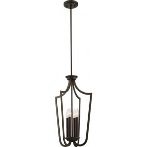 Laguna - Four Light Caged Pendant