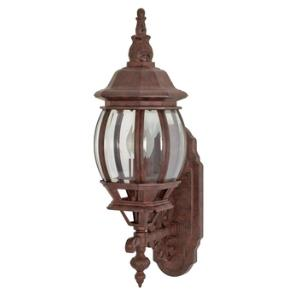 Central Park - One Light Outdoor Wall Lantern