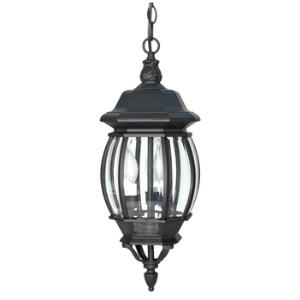 Central Park - Three Light Outdoor Hanging Lantern