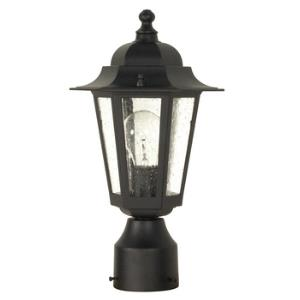 Cornerst1 - One Light Outdoor Post Lantern