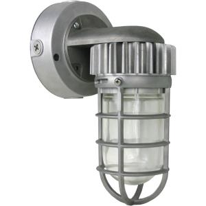 """11.31"""" 13W 1 LED Vapot Proof Outdoor Wall Mount"""