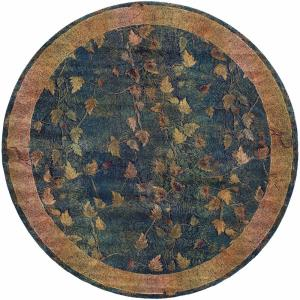 Kharma - 8' Round Indoor Area Rug