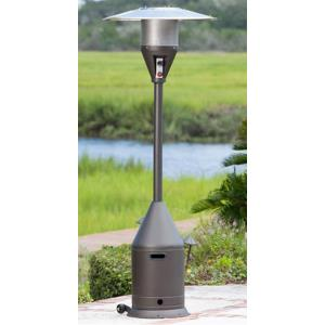 "86.6"" Connical Patio Heater"