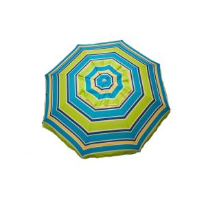 7' Beach Umbrella With Travel Bag