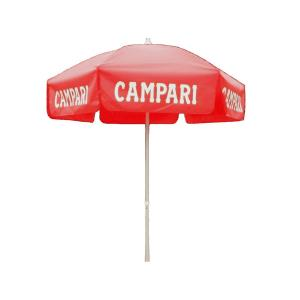 Campari - 6' Umbrella with Beach Pole