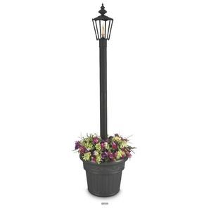 Islander - One Light Outdoor Citronella Flame Planter Lantern