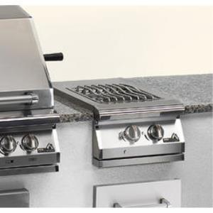 "Legacy - 27"" Stainless Steel Double Side Burner for Masonry"