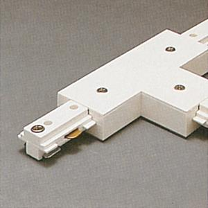 Two Circuit Polarity T Connector with Power Feed