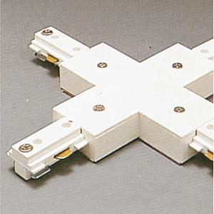 Two Circuit X Connector with Power Feed