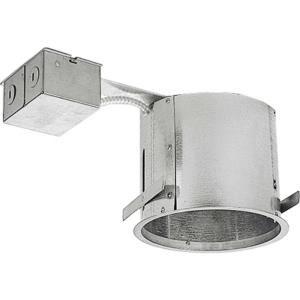 Accessory - 6 Inch Line Voltage Recessed Housing
