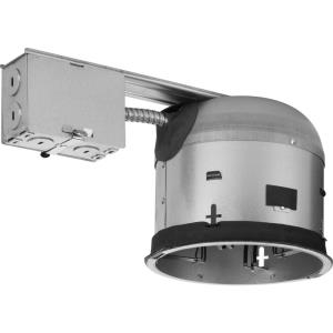 6 Inch Shallow Remodel LED Housing