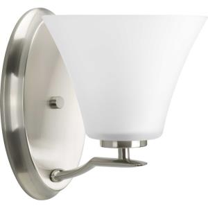 Bravo - 7.25 Inch Width - 1 Light - Line Voltage - Damp Rated