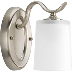 Inspire - 4.625 Inch Width - 1 Light - Line Voltage - Damp Rated