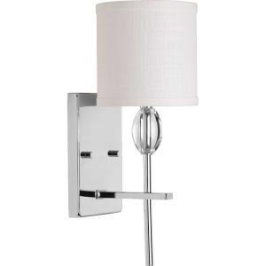 Status - 1 Light in Coastal style - 6 Inches wide by 15.5 Inches high