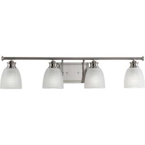 Lucky - 4 Light in Coastal style - 33.63 Inches wide by 7.63 Inches high