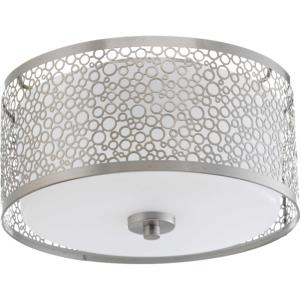 "Mingle - 11"" 17W 1 LED Flush Mount"