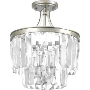 Glimmer - Three Light Convertible Semi-Flush Mount