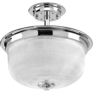 Archie - Two Light Convertible Semi-Flush Mount