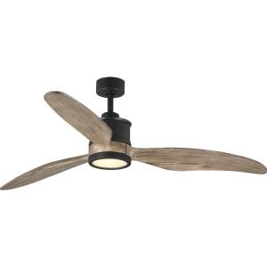 "Farris - 60"" Ceiling Fan with Light Kit"