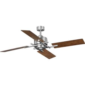 Bedwin - Wide - Ceiling Fan - Handheld Remote in Transitional style - 56 Inches wide by 15.41 Inches high