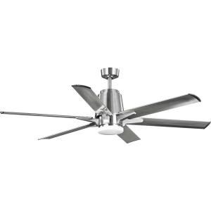 Arlo - 60 Inch 6 Blade Ceiling Fan with Light Kit