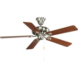 AirPro - Wide - Ceiling Fan in Transitional style - 52 Inches wide by 14.63 Inches high