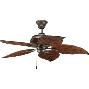 AirPro Outdoor - 52 Inch Wide - Ceiling Fan - Damp Rated