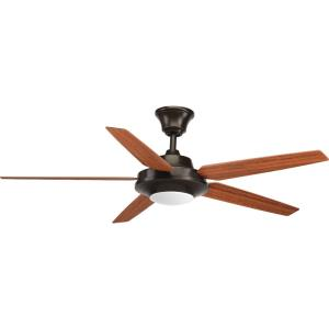 """Signature Plus II - 54"""" Ceiling Fan with Light Kit"""