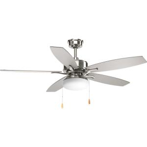 """Billows - 52"""" Ceiling Fan with Light Kit"""