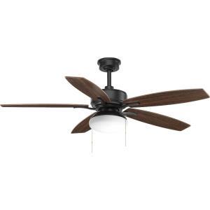 Billows - 52 Inch Wide - Ceiling Fan - 2 Light