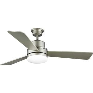 Trevina II - 52 Inch 3 Blade Ceiling Fan with Light Kit