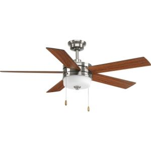 Verada - 54 Inch Ceiling Fan with Light Kit