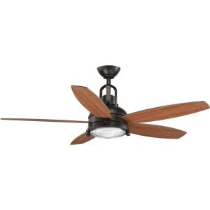 "Kudos - 52"" Ceiling Fan with Light Kit"