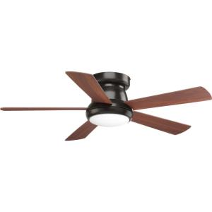 Vox - 52 Inch Wide - Ceiling Fan - 1 Light - Handheld Remote