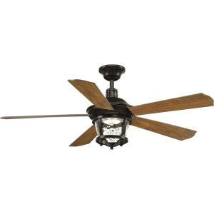 Smyrna - 52 Inch Ceiling Fan with Light Kit