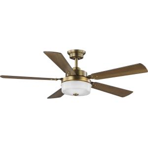 Tempt - 52 Inch Ceiling Fan with Light Kit