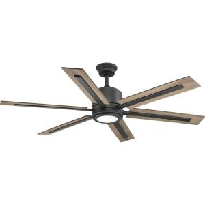 Glandon - 60 Inch Ceiling Fan with Light Kit