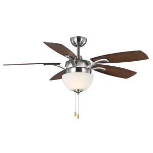 Olson - 52 Inch Ceiling Fan with Light Kit