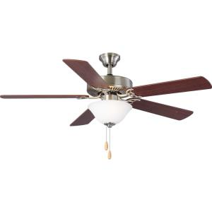 "Builder - 52"" Ceiling Fan with Light Kit"