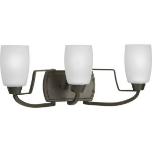 Wisten - 3 Light in Modern style - 21 Inches wide by 8.25 Inches high