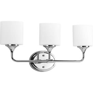 Lynzie - 23.875 Inch Width - 3 Light - Oval Shade - Line Voltage - Damp Rated
