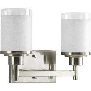 Alexa - 2 Light in Modern style - 13 Inches wide by 9.5 Inches high
