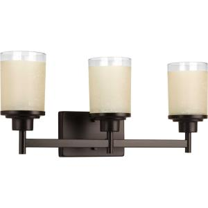 Alexa - 3 Light in Modern style - 22 Inches wide by 9.44 Inches high