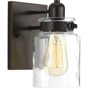 Calhoun - 1 Light in Farmhouse style - 5 Inches wide by 8.63 Inches high