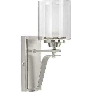 Kene - 1 Light - Cylinder Shade in Modern Craftsman and Modern style - 4.75 Inches wide by 12.88 Inches high