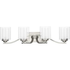 Kene - 4 Light - Cylinder Shade in Modern Craftsman and Modern style - 30.75 Inches wide by 7.38 Inches high